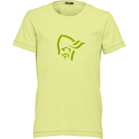 Norrøna Junior /29 Cotton Logo T-Shirt Wasabi Wash